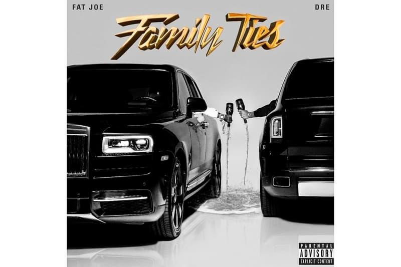 Fat Joe Family Ties Album Stream Jeremih Bryson Tiller Big Bang DTE Cardi B Anuel AA Remy Ma Eminem Mary J Blige Ty Dolla $ign Jeremih Lil Wayne Release Info Date