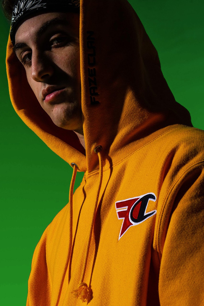 champion faze hoodie