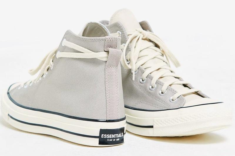 Fear of God ESSENTIALS Converse Chuck 70 Release Info pacsun jerry lorenzo holiday collection