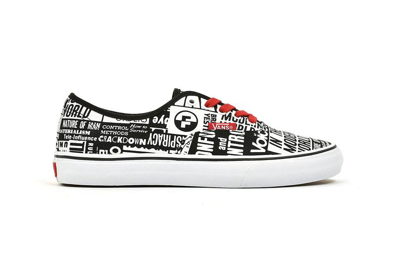 Firmament Berlin x Vans Vault Epoch, Slip-On Authentic sneaker shoe collaboration model release date info december 1 6 2019 colorway sport ua lx vlt MODERN LIFE collection