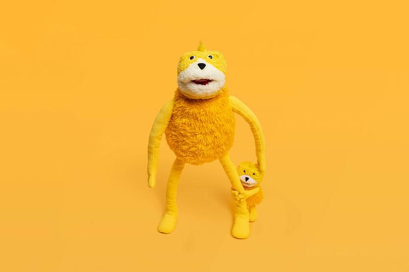 flat eric plush figure edition allrightsreserved michael dupuoy all gone mr oizo electronic music album analog worms attack