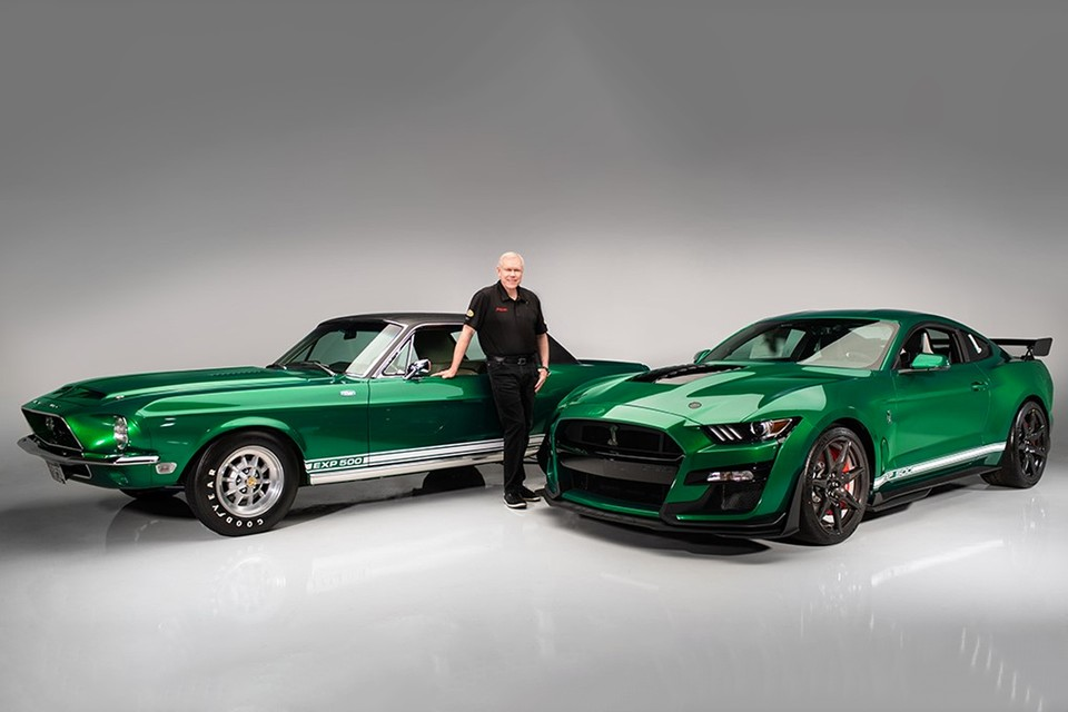 First 2020 Ford Mustang Shelby GT500 Auctioned for $1.1 Million USD