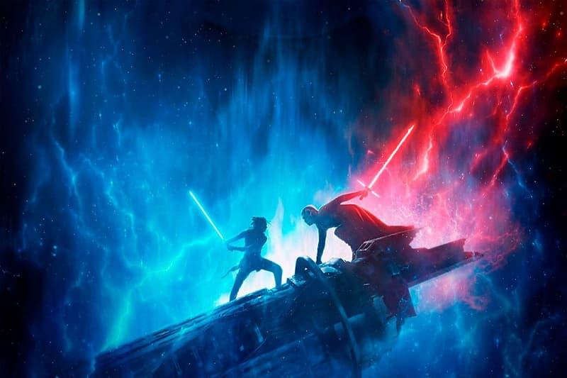 epic games star wars fortnite the rise of skywalker disney exclusive in game premiere scene clip movie film