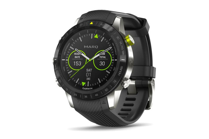 Garmin MARQ Watch Set Release smart watches Cliff Pemble