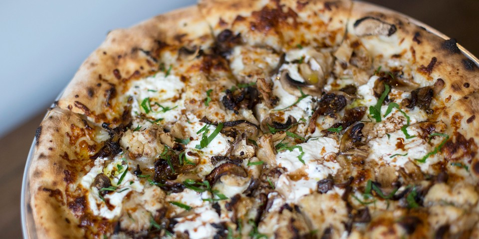 Cauliflower Pizza Tops Most Ordered Items for Grubhub's 2019