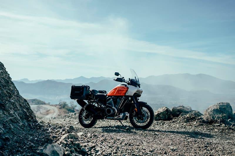 harley davidson adv dual sport adventure touring bike motorcycle pan america