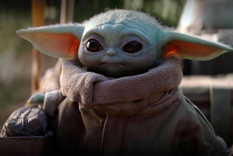 Hasbro Announces Multiple Baby Yoda The Child Toys star wars the mandalorian bounty collection talking plush froggy snack force moment don't leave