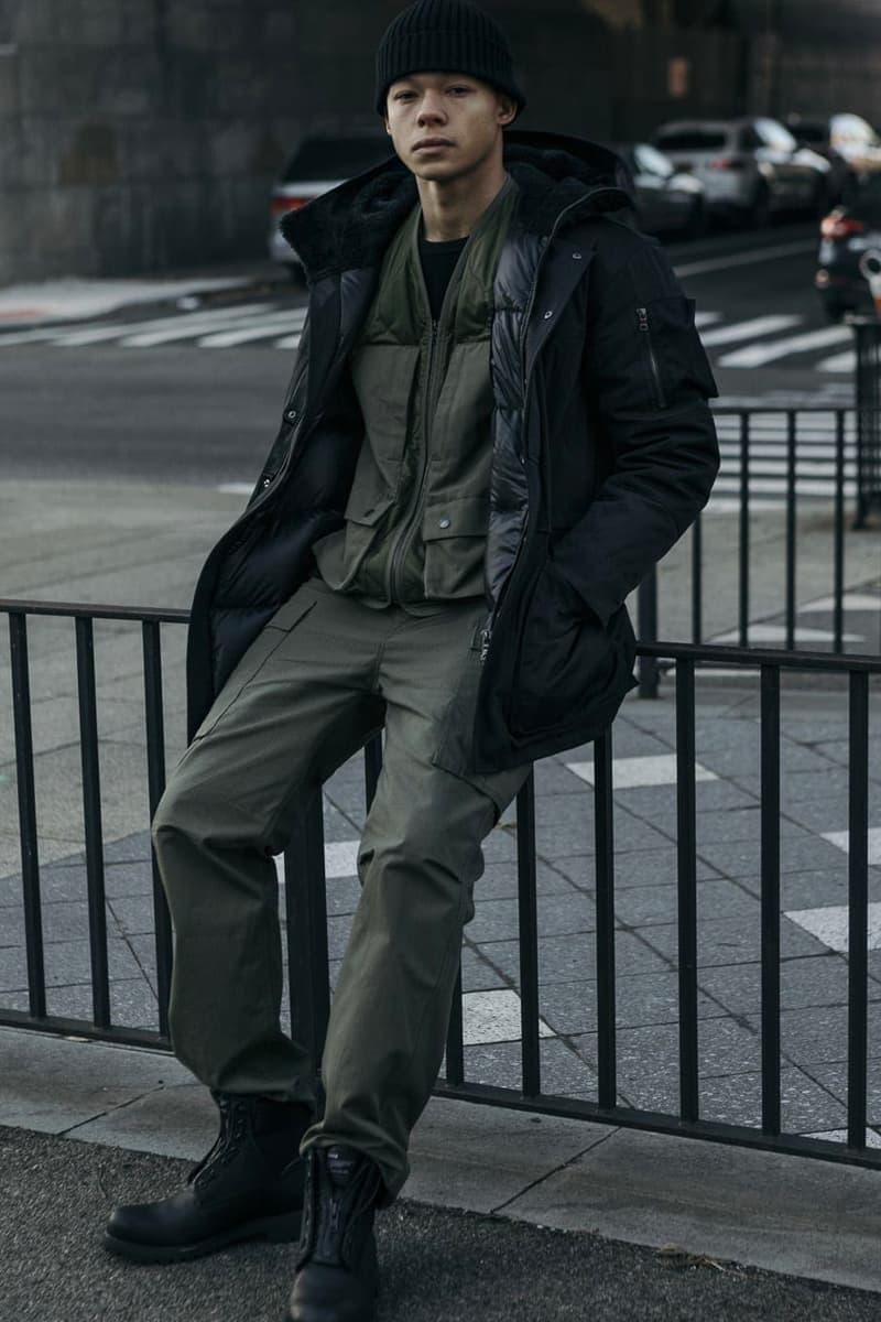 HAVEN FW19 Collection New York Editorial fashion Canada Retail military garb workwear streetwear cordura Primaloft