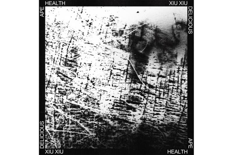 "HEALTH & Xiu Xiu Share New Single ""Delicious Ape"" stream listen now alternative electronic spotify apple music youtube noise techno outside artist"