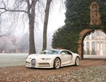 Hermès Has Teamed up With Bugatti for an Elegantly-Dressed One-Off Chiron