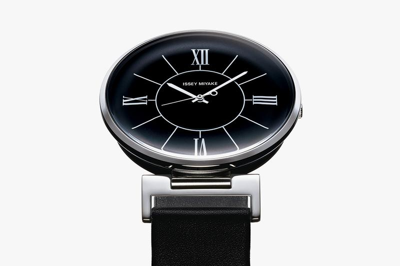 "Satoshi Wada x Issey Miyake ""U"" Watch audi Nissan A5 watches accessories"