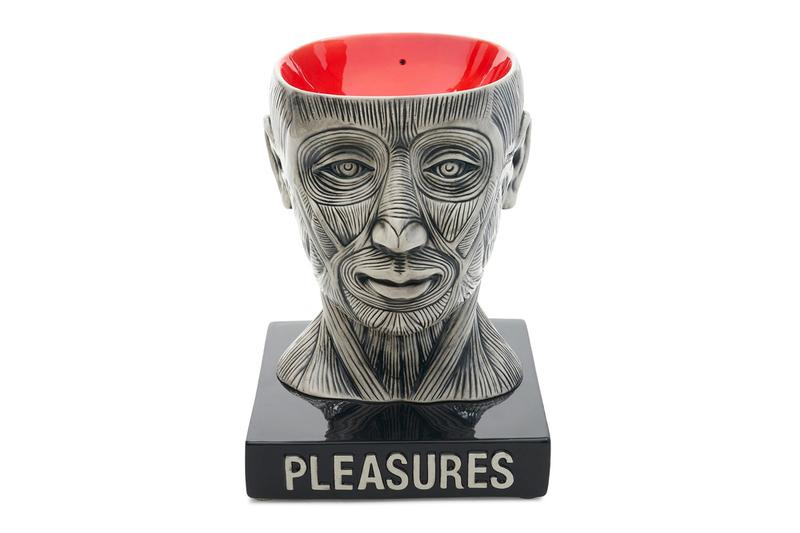 IUTER PLEASURES Bowl Head Incense Holder Release Info Buy Handcrafted Ceramic