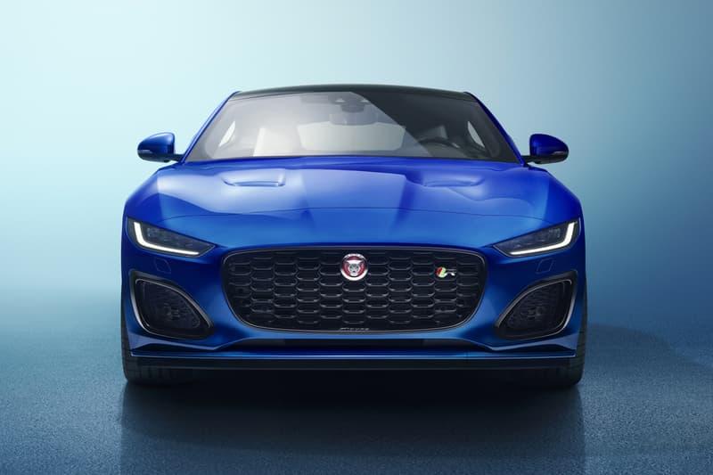 2021 jaguar f type luxury car automobile Adam Hatton