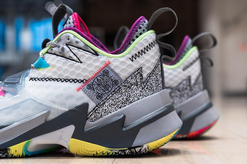 jordan why not zer0 3 russell westbrook brodie zero noise the family heartbeat release date info photos price