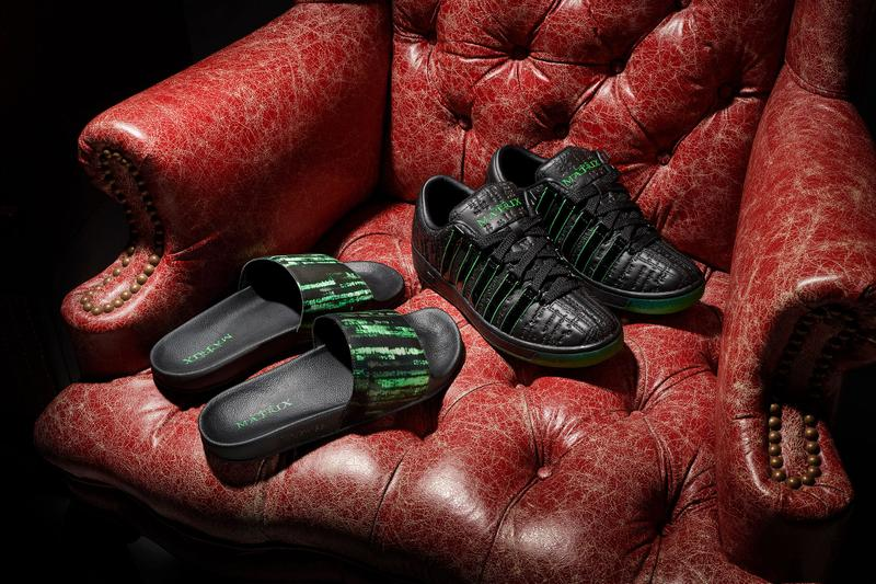 K-Swiss 'The Matrix' Collection
