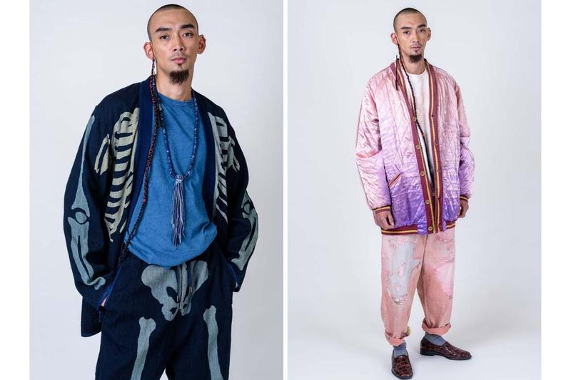 KAPITAL Spring/Summer 2020 Collection Lookbook kung fu sion ss20 release date info japan brand imagery