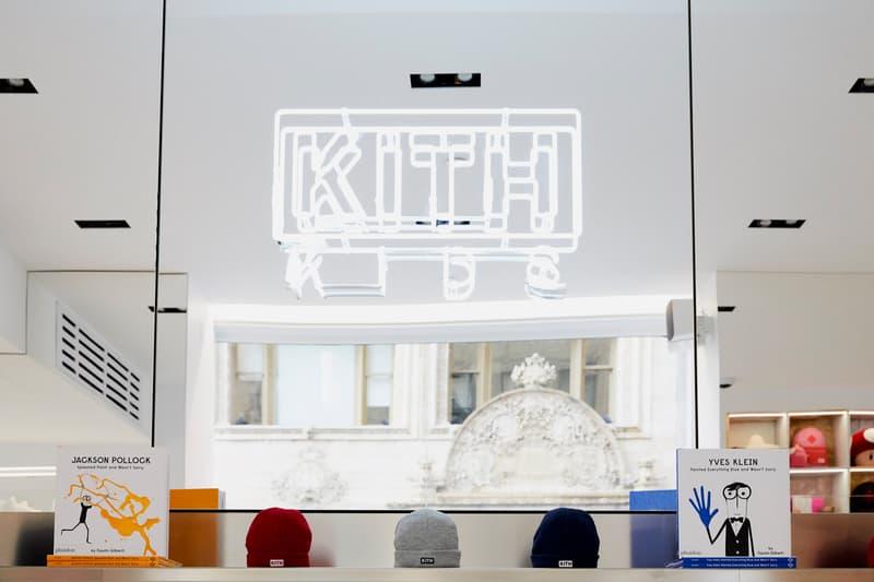 kith kids flagship store opening launch soho new york city november 2019