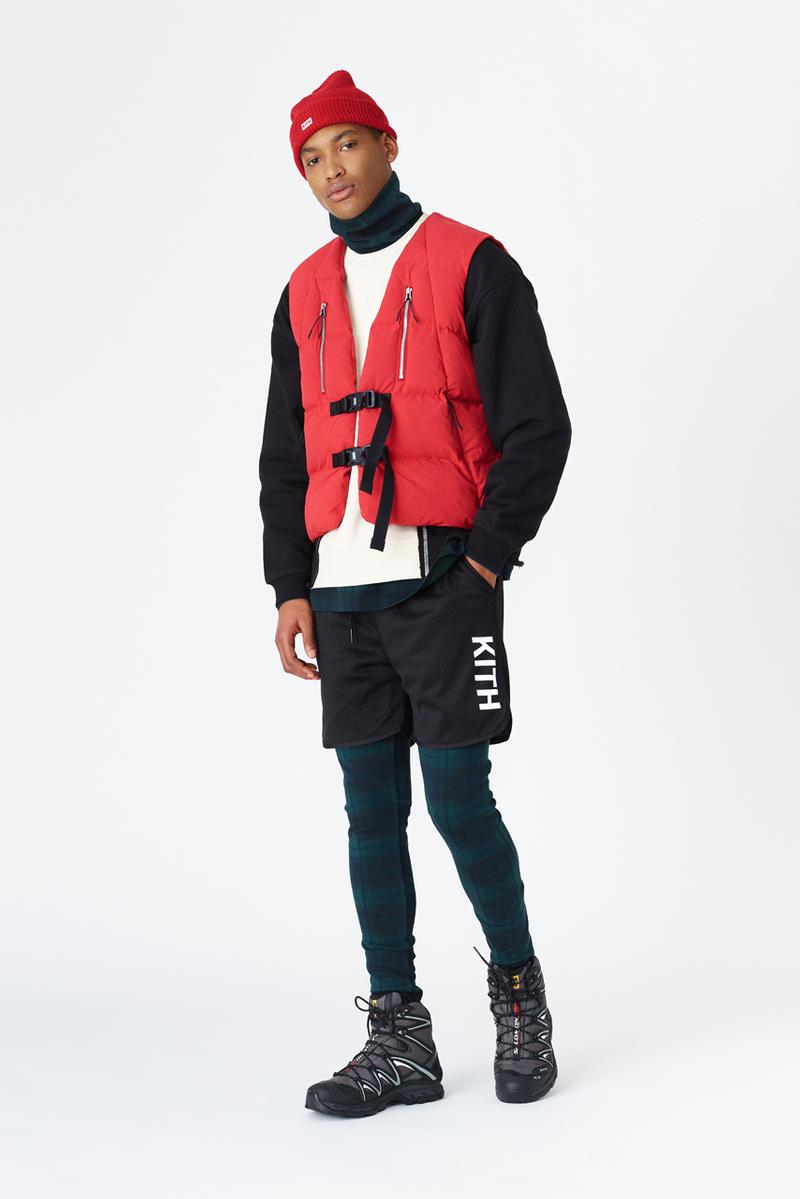 KITH Winter 2019 Menswear Collection Lookbook fw19 drop release date december 6 2019 store diemme boot collaboration limited edition