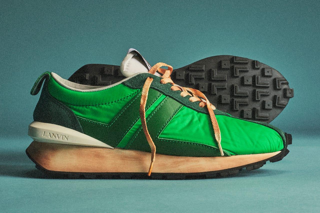 Lanvin Bumper Sneaker Release Date