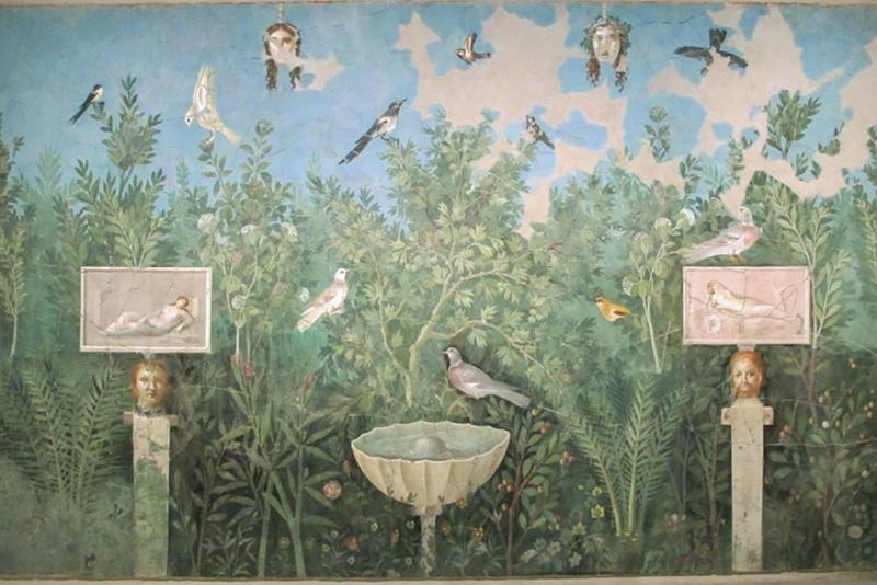 legion of honor last supper in pompeii from the table to the grave frescoes sculptures artworks ancient history
