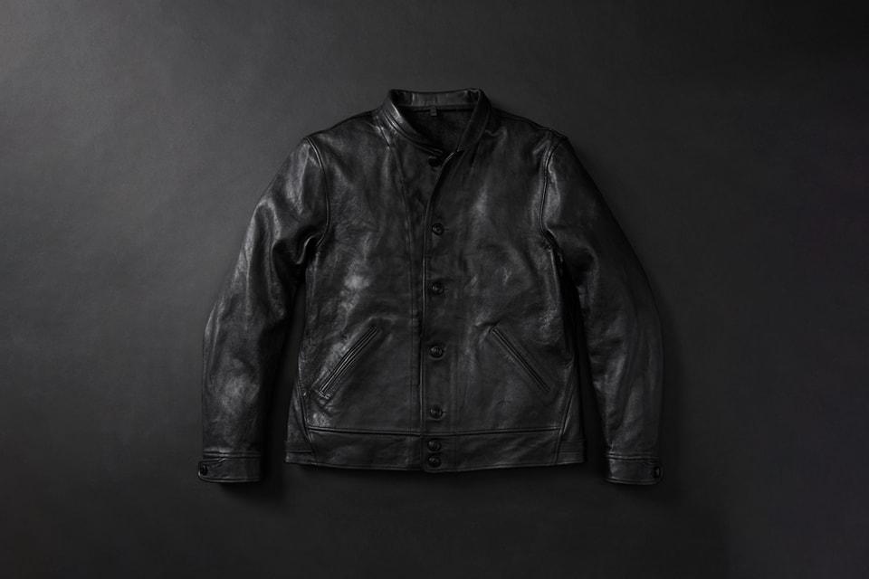 Levi's Vintage Clothing Revives Albert Einstein-Inspired Menlo Cossack Jacket