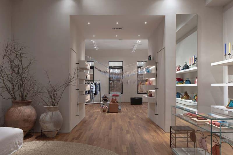 loewe store new york city soho opening images