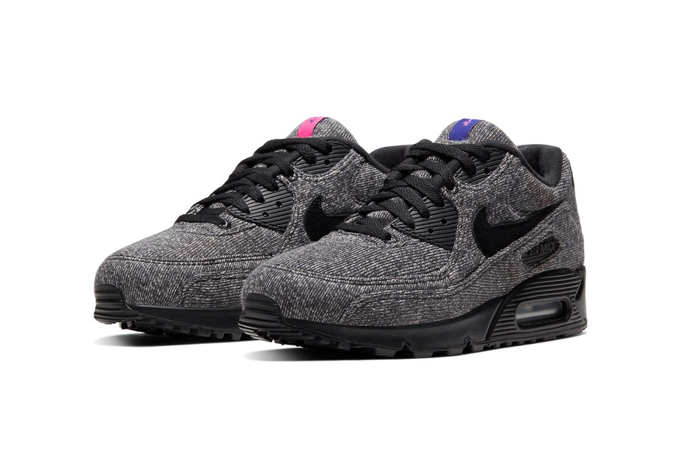 Loopwheeler Celebrates 20th Anniversary With Nike Air Max 90 Collaboration