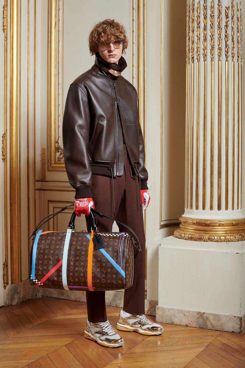 Louis Vuitton Mens Pre-Collection Fall/Winter 2020