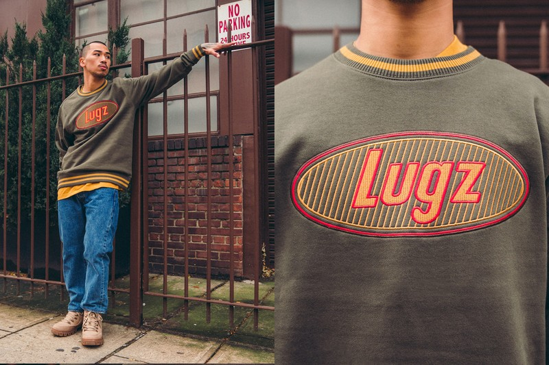 Lugz References the '90s for Holiday Apparel Drop