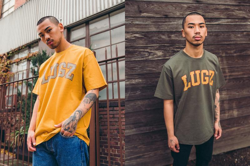 Lugz Launches Holiday 2019 Apparel Collection Will Smith Snoop Dogg mid-late 90s style adventure Varsity fleece hoodie Icon fleece crewneck embroidered classic Lugz oval logo First Pitch raglan long sleeve and the Explorer t-shirt boots Fall Winter 2019 collection