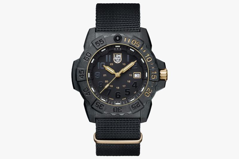 luminox navy seal 3500 gold limited edition watches timepiece accessories military grade