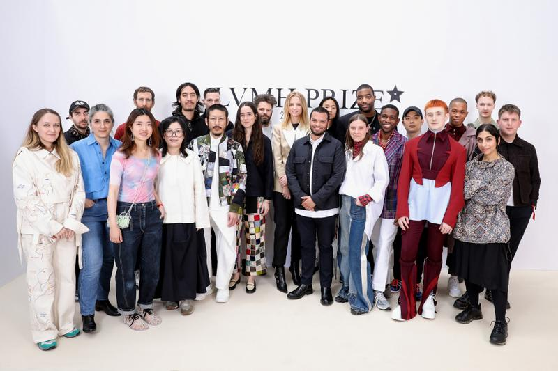 Applications for the 2020 LVMH Prize Are Open young fashion designers virgil abloh naomi campbell hood by air