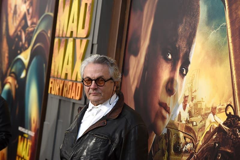 mad max fury road george miller sequel warner bros charlize theron tom hardy movie film