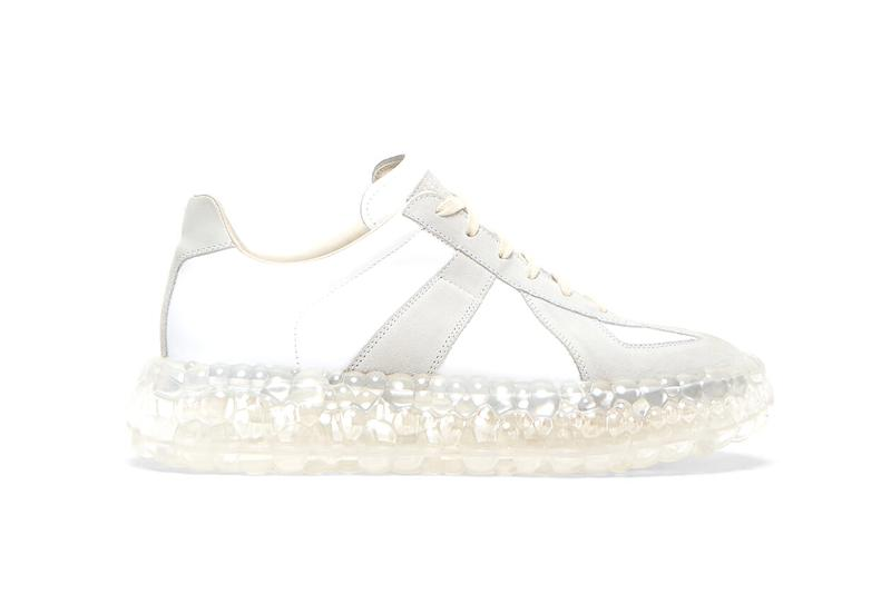 "Maison Margiela Replica Super Bounce Sneakers ""Grey"" Release Where to buy Price 2019"
