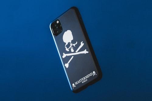 mastermind WORLD Drops Logo-Clad iPhone 11 Pro Max Case