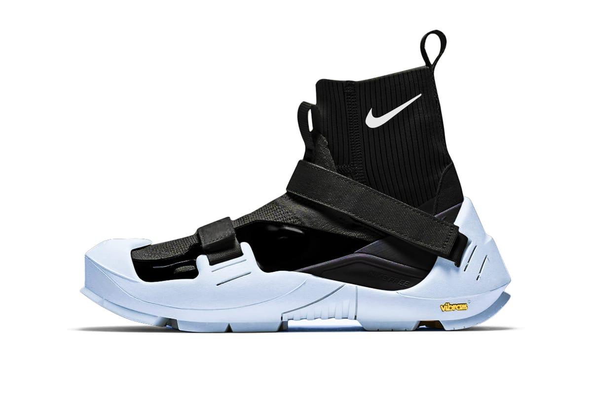 Matthew M. Williams Upcoming Nike Free