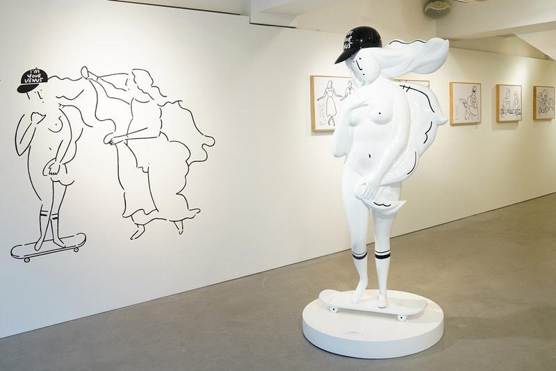 "A Look Inside Yu Nagaba & MEET PROJECT's ""I'M YOUR VENUS"" Exhibition"