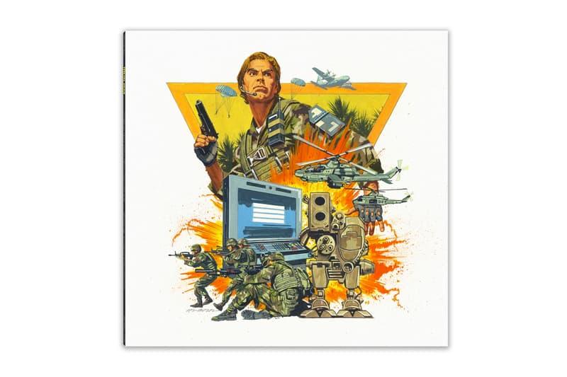 Mondo Tees 'Metal Gear' MSX2 NES Vinyl Soundtrack Release kojima konami gaming snake solid snake