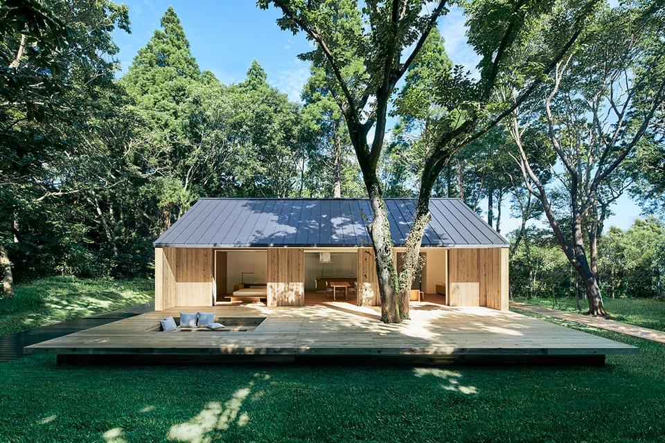 MUJI Debuts Latest Minimal Tiny Home