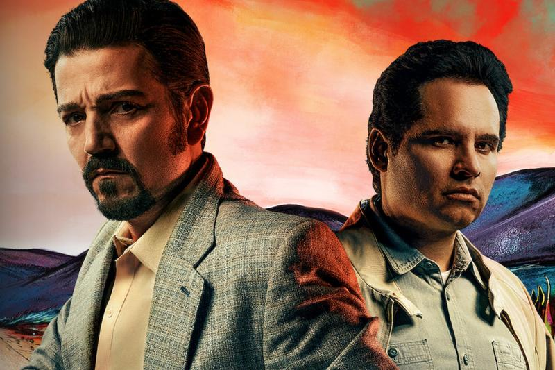 Narcos Mexico Returns Season Two miguel angel Felix Gallardo diego luna Walt Breslin Scoot McNairy Netflix streaming crime thriller drama tv series shows original war on drugs operation leyanda