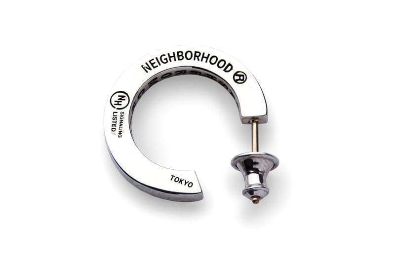 NEIGHBORHOOD CAREERING NHCR .301 & .501 S-C RING Release Info Buy Silver