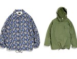 Nepenthes Unveils Bold Layers from NEEDLES & Engineered Garments for SS20