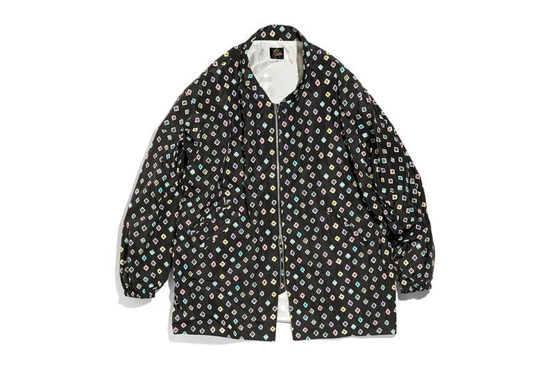 Nepenthes Spring Summer 2020 needles engineered garments daiki suzuki keizo shimizu new york london tokyo SS20 track pants butterfly logo shoes boots slides shirts jackets sweaters