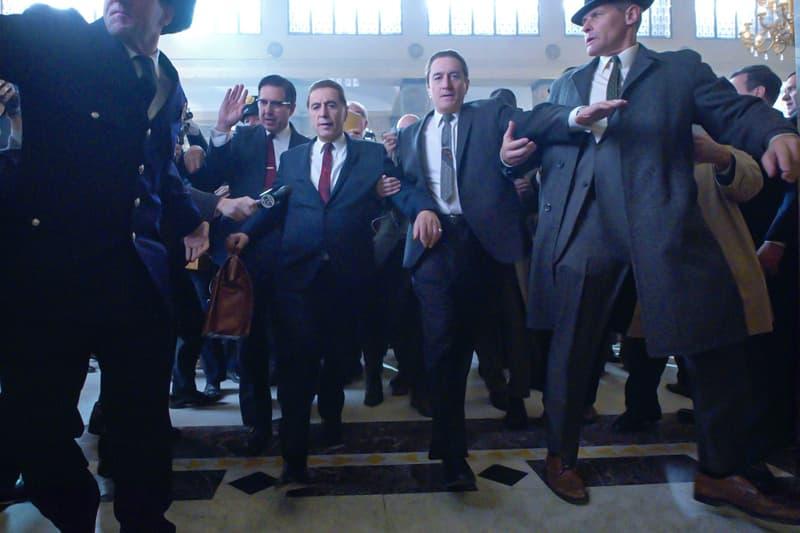 Netflix The Irishman 26 Million Streams First Week Projections films movies streaming martin Scorsese 40 million Robert De Niro Al Pacino Joe Pesci Ted Sarandos golden globe