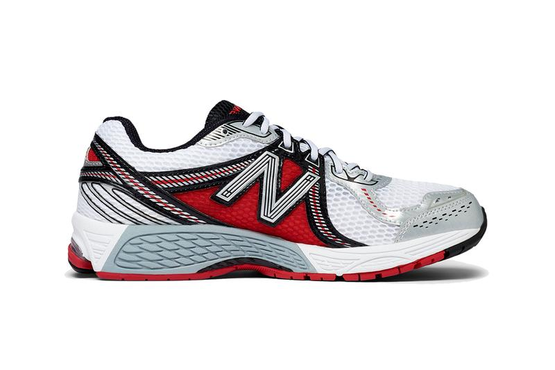 new balance 860 v2 ml860xa white silver red release date info photos price