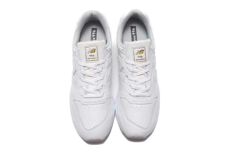 New Balance CM996LTB Black CM996LTW white shoes classic footwear menswear kicks 1988 retro monochrome streetwear sneakers trainers runners kicks c cap pu insole gold