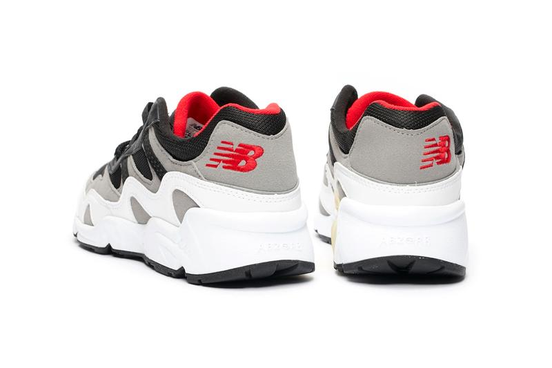 new balance ml850 grey white black red Ml850ysb release date info photos