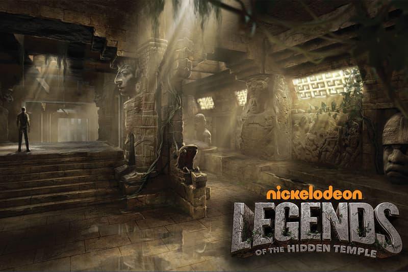 Nickelodeon Legends of the Hidden Temple Adult Reboot Quibi 90s tv show