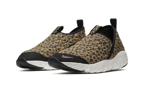 Nike ACG Presents Union-Exclusive Cheetah Print ACG Moc 3.0