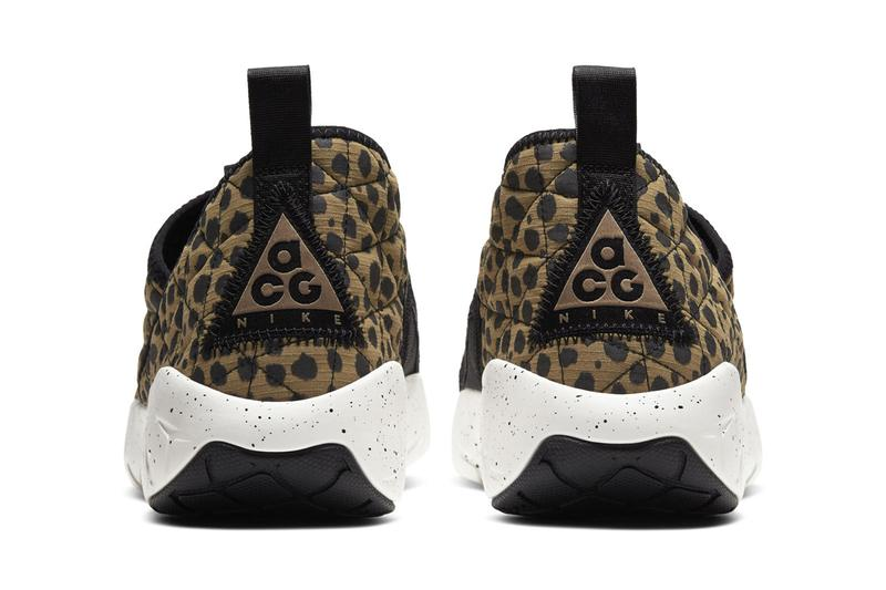"Nike ACG Moc 3.0 ""Cheetah"" Sneaker Release Price Where to buy 2019"